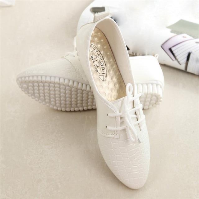 Women Four Seasons Fashion Single Shoes Casual Comfort Shoes Fashion Leisure Party Chaussure femme talon scarpe donna
