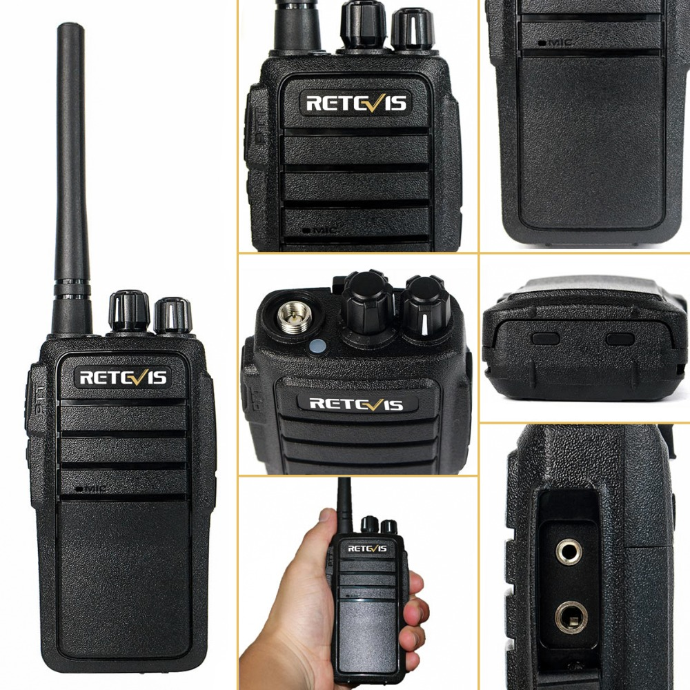 2kom Walkie Talkie Retevis RT21 UHF 2.5W VOX Ham Radio Hf - Voki-toki - Foto 4