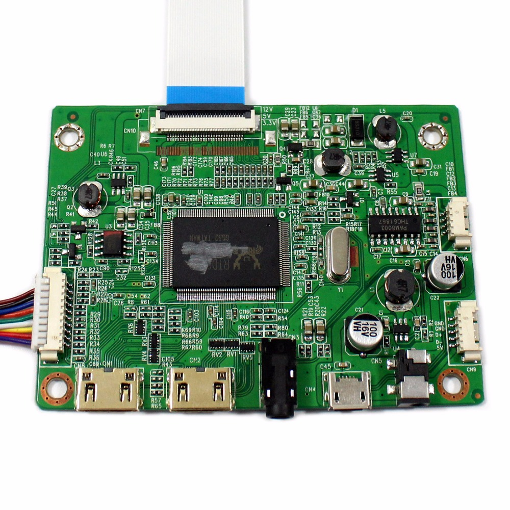 "HDMI Mini LCD Controller Board 14/"" NV140FHM-N44 1920x1080 IPS 30Pin LCD Screen"