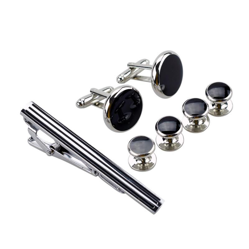 51039ae13d38 Detail Feedback Questions about Argositment Fashion Men 2pcs cufflinks & 4  pcs Studs & 1 Tie Clip with Packing on Aliexpress.com | alibaba group