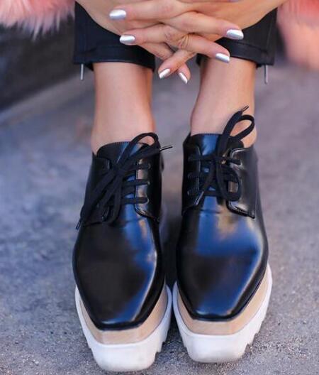 Picture Casual Dames Chaussures Mixte Printemps As Couleur Lacent Style Patchwork Free Mode Picture Plate Chaude 2018 Étoiles as Femmes Femme forme ERwCqAn