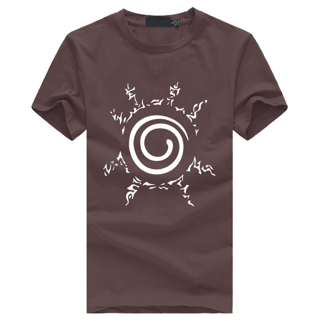 Classic Naruto's Four Symbols Seal T-shirt / 17 Colors