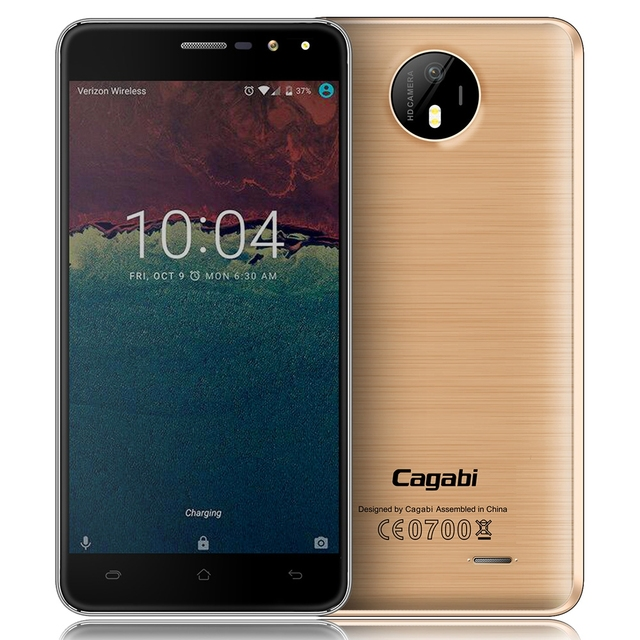 Vkworld Cagabi One 3G Smartphone 5.0 inch IPS Screen Android 6.0 MTK6580A Quad Core Mobilephone 1GB 8GB 8MP Cam Dual Flash Light
