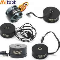 2pcs/lot Brushless Gimbal Motor 2204 260KV / 2804 100KV / 2805 140KV For Gopro CNC Digital Camera Mount FPV
