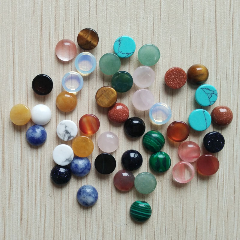 2016 fashion hight quality assorted natural stone round for Tile fashion 2016