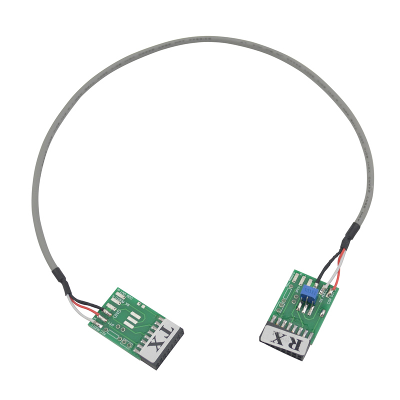 (TX-RX Unidirection) Radio Relay Station Repeater <font><b>Connector</b></font> Cable for <font><b>Motorola</b></font> <font><b>GM300</b></font> GM338 GM3188 GM3688 GM950I GM950E SM120 image