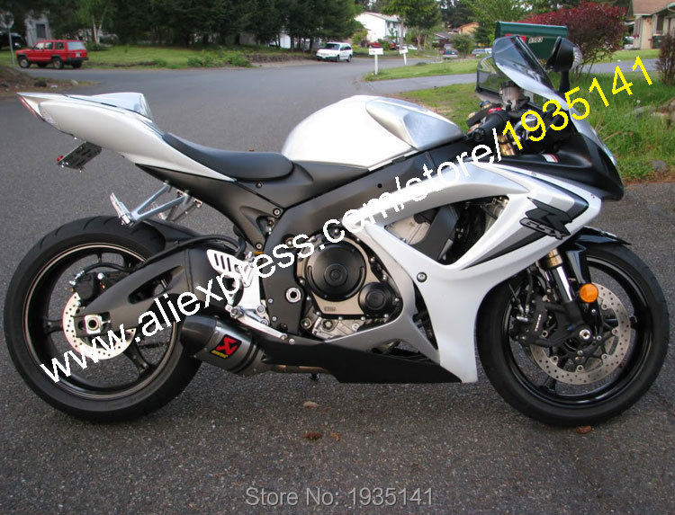 Hot Sales,For Suzuki GSXR 600 750 K6 2006 2007 Fairing GSX-R 600 750 06 07 Aftermarket Motorbike Fairing (Injection molding) aftermarket free shipping motorcycle parts eliminator tidy tail for 2006 2007 2008 fz6 fazer 2007 2008b lack