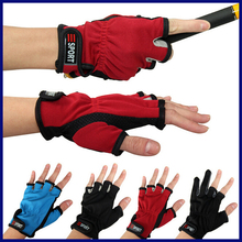 New Design Outdoor Man's Fishing Gloves Sport Gloves Winter Fishing Gloves Shockproof Cut-Resistant Mittens