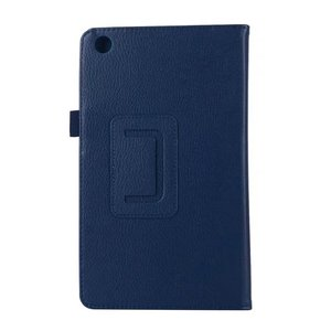 Image 2 - Ultra Thin Litchi Stand PU Leather Protector Sleeve Case Skin Cover For  Huawei MediaPad T3 8.0 KOB L09 KOB W09 8.0 inch Tablet