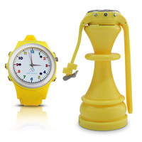 Colorful Kids GPS Phone Watch TP061 compatible with IOS and Android smart mobile phones Pink/Blue/Green/Yellow for choice