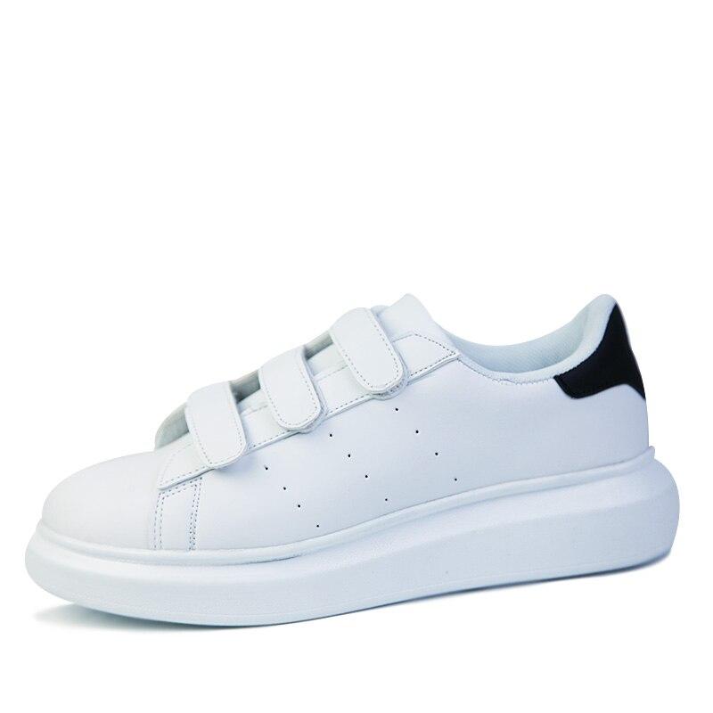 Moda Blanco Transpirable Zapatos de Los Hombres Nuevo  Otoño Diseñador de Los Ho