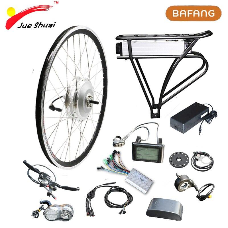 BAFANG 8fun Elektro-bike Conversion Kit 36 V 48 V 250 W 350 W 500 W Motor Rad für 26