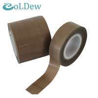 1 ROLL 100mm*10M Teflon Adhesive Tape Cloth Hi Temp Insulate Corrosion Resistance