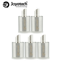 5pcs Original Joyetech C1/eGo-C/eCab/eRoll/eRoll-C Atomizer Coil head Cone shape/Type A 2.2ohm 1.8ohm E cigarette Coils Atomizer