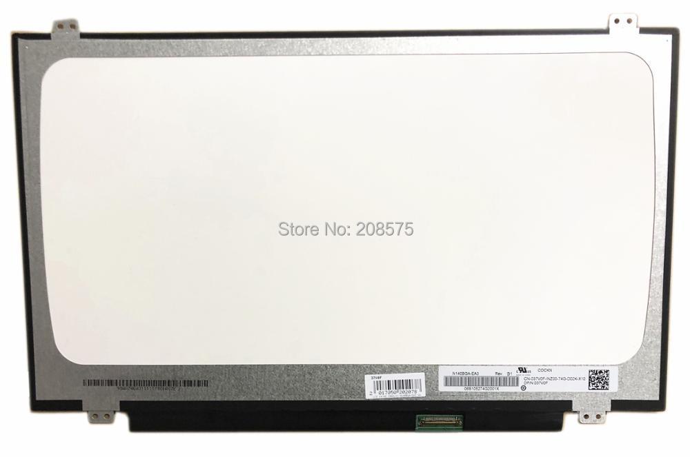 Free shipping N140BGA EA3 N140BGA-EA3 N140BGE-EA3 N140BGA EA4 N140BGE E33 HB140WX1-601 ptop LCD screen 1366*768 EDP 30pin