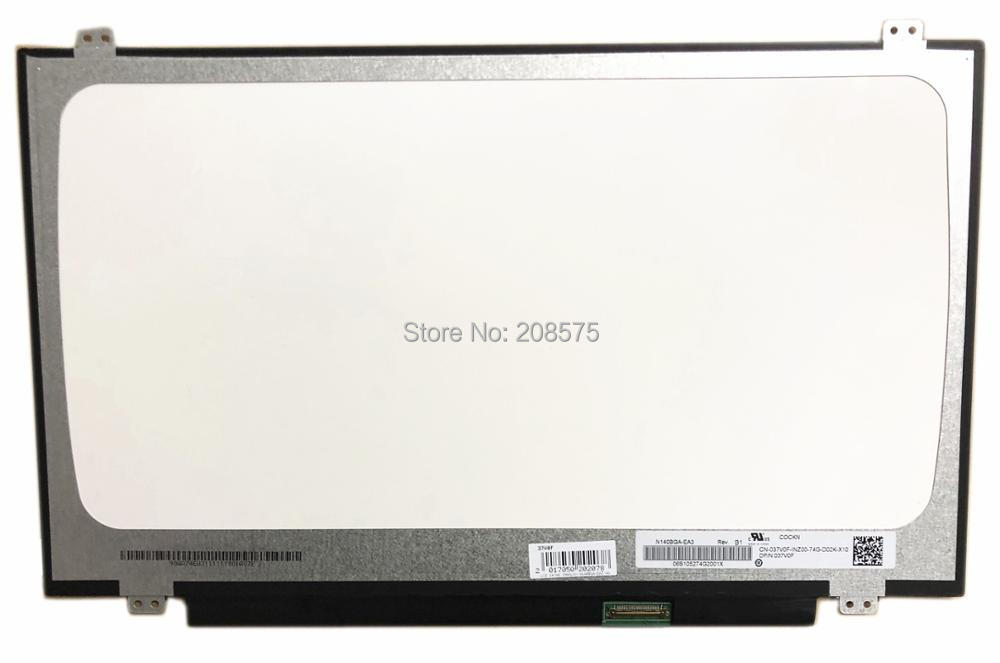 Free shipping N140BGA EA3 N140BGE-EA3 N140BGA EA4 N140BGE E33 HB140WX1-601 Laptop LCD screen 1366*768 EDP 30pins nt125whm n42 fit b125xtn01 0 12 5led lcd screen edp 30pins 2 special screw hole