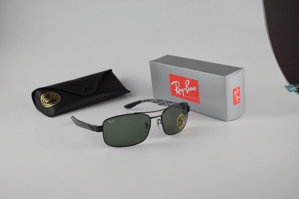 a80874a808 Aliexpress.com   Buy RAYBAN Original Polarized Oval Sunglasses Men s ...
