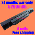 JIGU New 6 CELL Laptop Battery FOR ASUS X43U A43 A53Z K53U A43B K43 X43 A53SK K53SJ X43SV A53SV K53SK X43TA A53TA K53T a32-k53