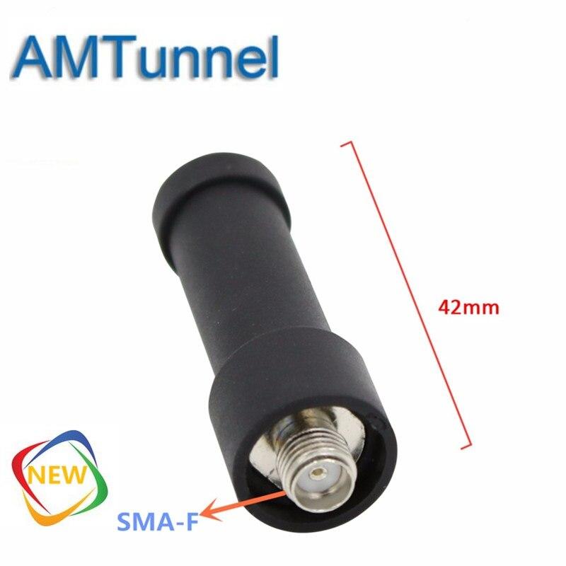 Mini SMA Female Dual Band  Soft Antenna For Kenwood Baofeng UV - 5R Plus BF - 888s Puxing Wouxun TYT