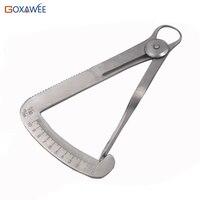 0 1mm/0-10mm Multi-Funktion Grad Sattel Dental Gauge Sattel Dental Sattel für Metall wachs dental Labor