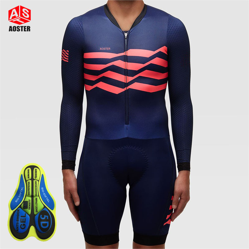 AOSTER 2017 men Cycling Jerseys Ropa Ciclismo Mujer Pro Team Cycling Clothing Jumpsuit Skinsuit Bike Wear Triathlon Sport 2017 santic cycling jerseys racing team pro men summer sport triathlon mountain road bike bicycle jerseys clothing ropa ciclismo