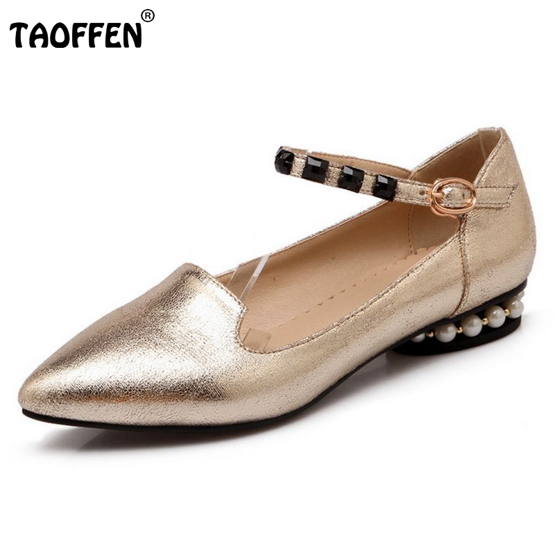ladies leisure casual flats shoes pointed toe spring lady loafers sexy women brand footwear shoes size 32-43 P17206 kbstyle 2017 new spring shoes for women brand pointed toe womens flats fashion young ladies casual shoes hot sale wholesale