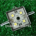 high brightness waterproof Led Module lamp with 4pcs 5050 Led,100pcs/lot Free shipping