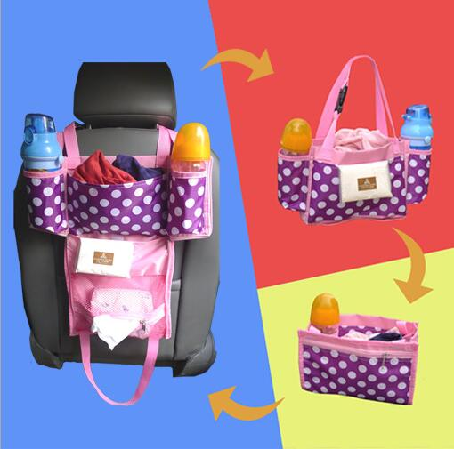 Baby Diaper Bag For Stroller Car Chair Bags Waterproof Baby Bag Mummy Bags Nappy Changing Tote Three Using Ways