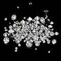 Tamanhos mistos ss6-ss30 Strass Resina Cristal AB/Ponto de Volta Pedras de Cristal Cor 10000 pcs Jóias DIY Artesanato Decoração