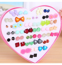 1pair Europe And The United States Fashion Personality Retro Jewelry Cute Earrings Sexy Beard Female Earrings Jewelry Wholesale(China)