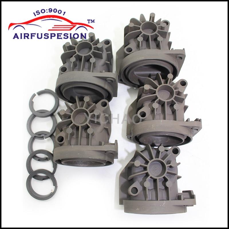 5 pcs Pour W220 W211 A8 D3 W219 Phaeton LR2 XJ6 Air Compresseur Pompe Culasse Piston Anneau Air Suspension 2203200104 4Z7616007A