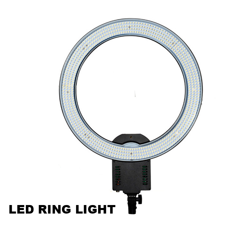 Continuous Lighting Ring Light