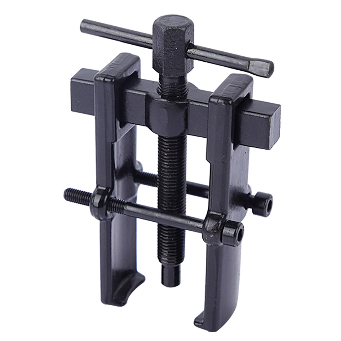Type 35x45MM Black Plated Two Jaws Gear Puller Armature Bearing Puller Forging цена