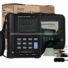Big discount M118 Mastech MS5308 LCR Meter Portable Handheld Auto Range LCR Meter High-Performance 100Khz