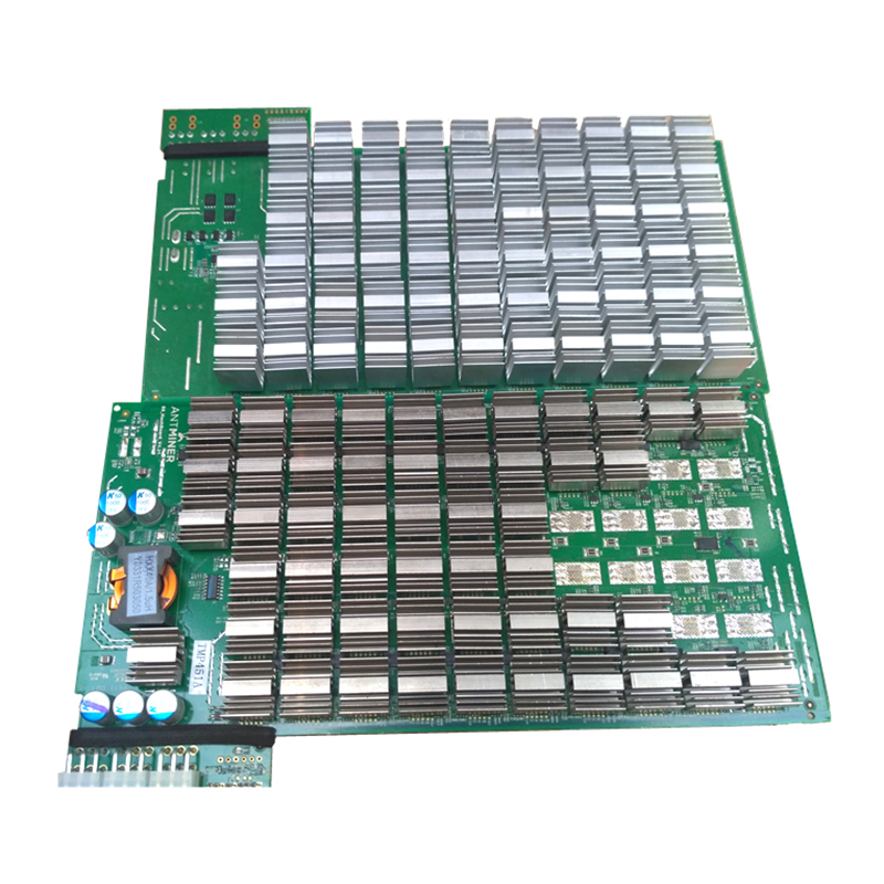 Antminer S9 Hash board bitcoin miner 63 Chip 13.5T operation repair parts hash board for Antminer S9 14T 13.5T New free shipping