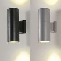 European Outdoor Wall Lamps Outdoor Waterproof Patio Lamp Up Down Light Outdoor Wall Light Balcony Staircase Exterior Wall Light