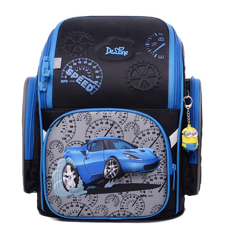 Delune 2019 3D Cartoon Owl Pattern Backpack for Girls Boys Students School Bag Childrens Orthopedic Backpacks mochila infantilDelune 2019 3D Cartoon Owl Pattern Backpack for Girls Boys Students School Bag Childrens Orthopedic Backpacks mochila infantil