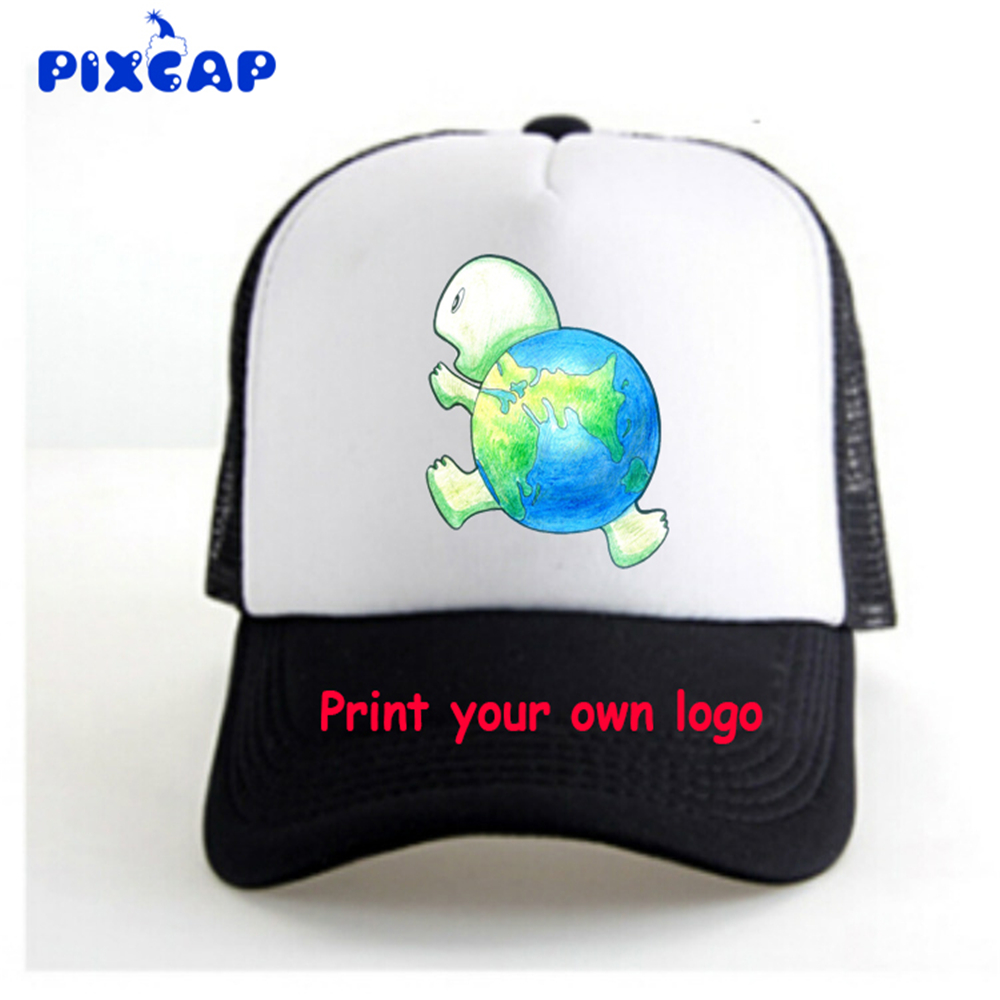 New arrival 2018 RUSSIA Football World Cup Hat BIDDING NATION Baseball Mesh Cap with Favourite Idols Photo Cheer Come on Cap