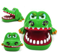 Morder o crocodilo no brinquedo brinquedos truque animais bonitos do bebê brinquedos para crianças brinquedos presente para as crianças diversão ao ar livre jogar jogos