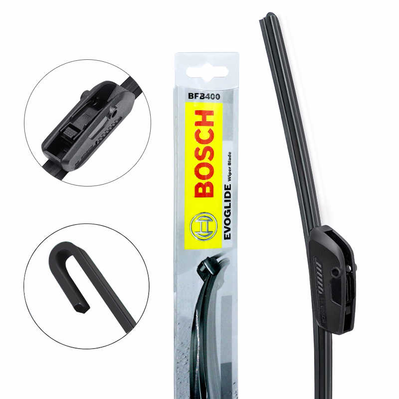 "2pieces/set BOSCH Wiper Blades for Nissan Armada 24""&22"" Fit Hook Arms 2005 2006 2007 2008 2009 2010 2011 2012 2013 2014 2015