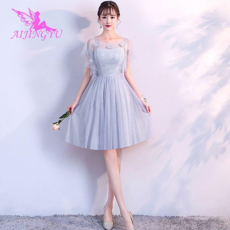 2018 new bridesmaid dress wedding guest formal dresses BN788