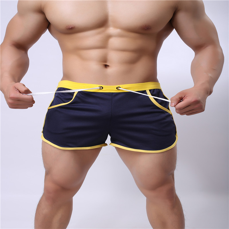Quick Dry Clothing Men's Boardshorts Summer Shorts Men Casual Drawstring Trunks Bermuda Board Household Shorts Masculina