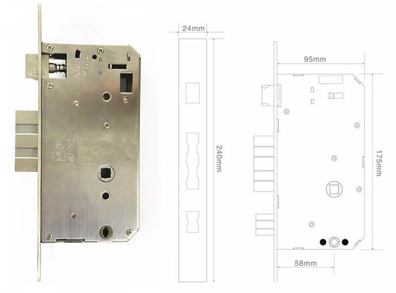 ЛАЦХЦО биометријски паметни - Безбедност и заштита - Фотографија 5