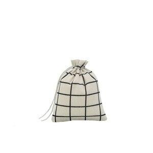 Image 5 - Polyester coton panier de rangement voyage lavage poche chaussure tissu organisateur panier pochette mode pratique stockage panier 2019 nouveau