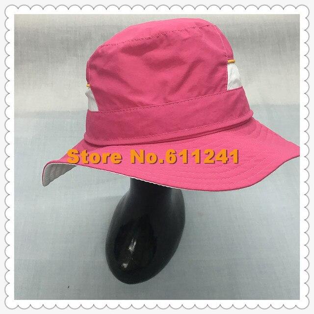 701a3c3c88ffc Min ordem 50 pcs LOGOTIPO Personalizado Bordado Adulto Pescador Balde chapéu  Chapéus UV Parar de Viajar