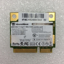 Bluetooth WLAN Mini pci-E RT3090BC4 Wireless-Card BT Half AW-NB041H Azurewave