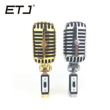 Frete grátis! top Quality ETJ Mic Microfone + Bolsa-55SH Series 2 clássico UNIDYNE 2 para KTV, Podcasting & executar