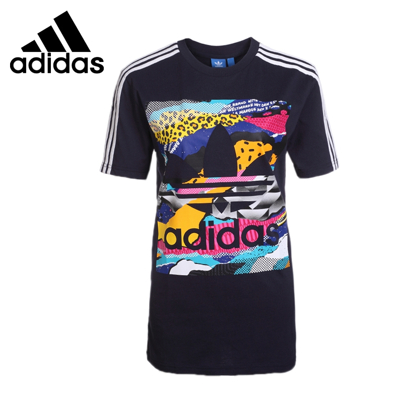 Original New Arrival 2017 Adidas Originals L.A TEE Men's T-shirts short sleeve Sportswear original new arrival 2017 adidas neo label m sw tee men s t shirts short sleeve sportswear