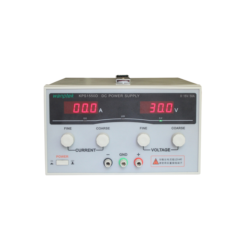 KPS1550D Adjustable Digital DC Power Supply 15V/50A For Scientific Research Laboratory Switch DC Power Supply