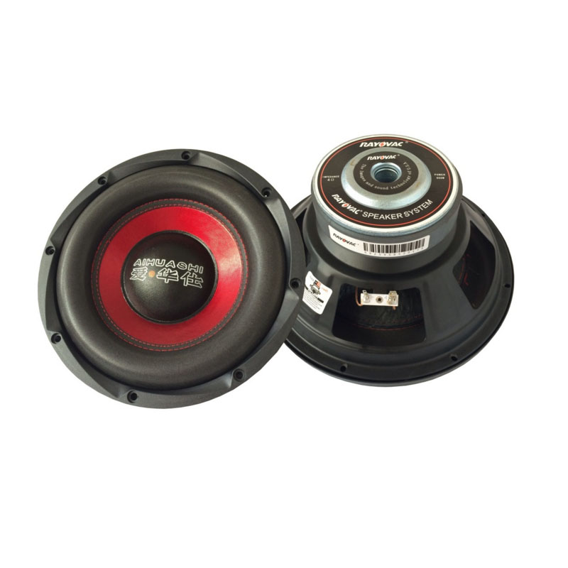 Powerful Quality Auto Trunk Car Audio Subwoofer 10inch 600W High Power Louder Speaker Woofer Bass In Speakers Box in Flexible File from Automobiles Motorcycles